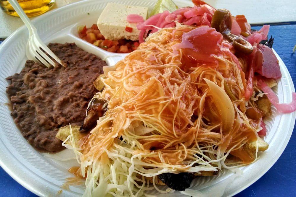 Carne asada con tajadas from Antojitos El Progreso