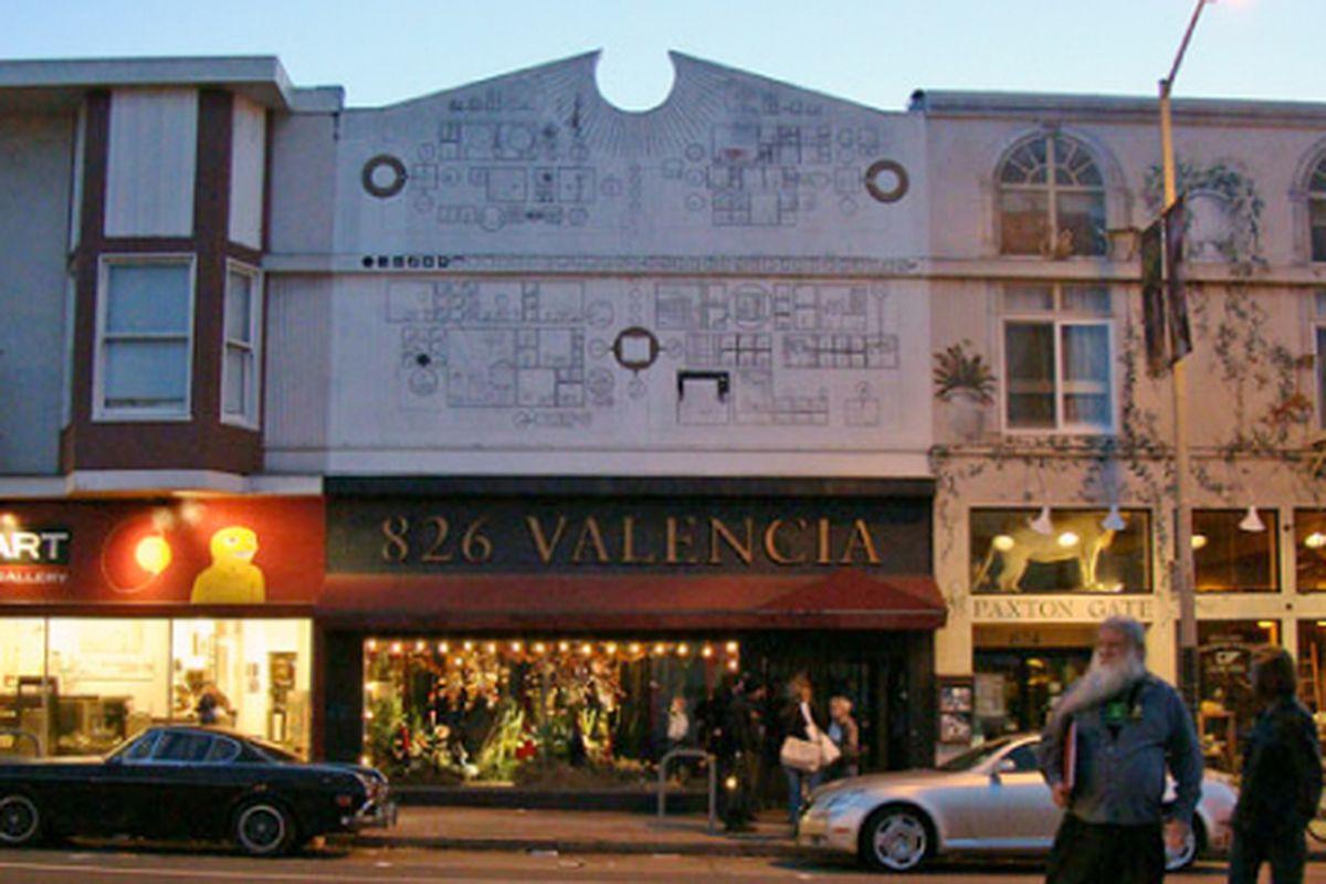 """826 Valencia is expanding into the Tenderloin; photo via <a href=""""http://826valencia.org/about/history/"""">826 Valencia</a>"""