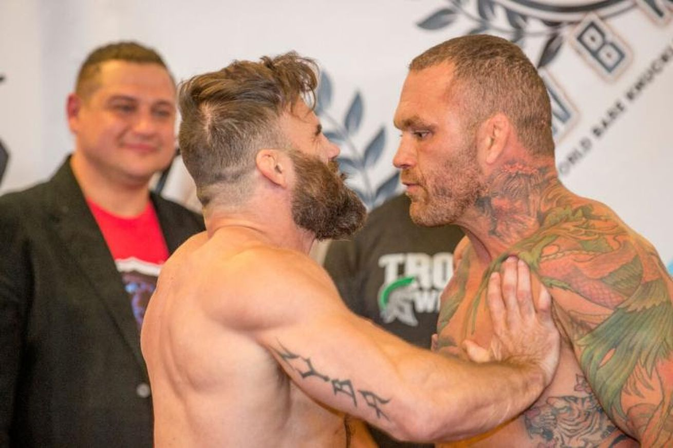 Phil Baroni will compete against Chris Leben in the WBKFF main event Friday night.
