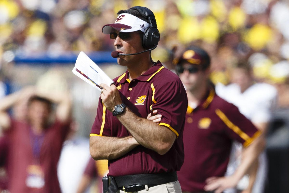 Dan Enos pressed all the right buttons against Purdue, stunning them at home.
