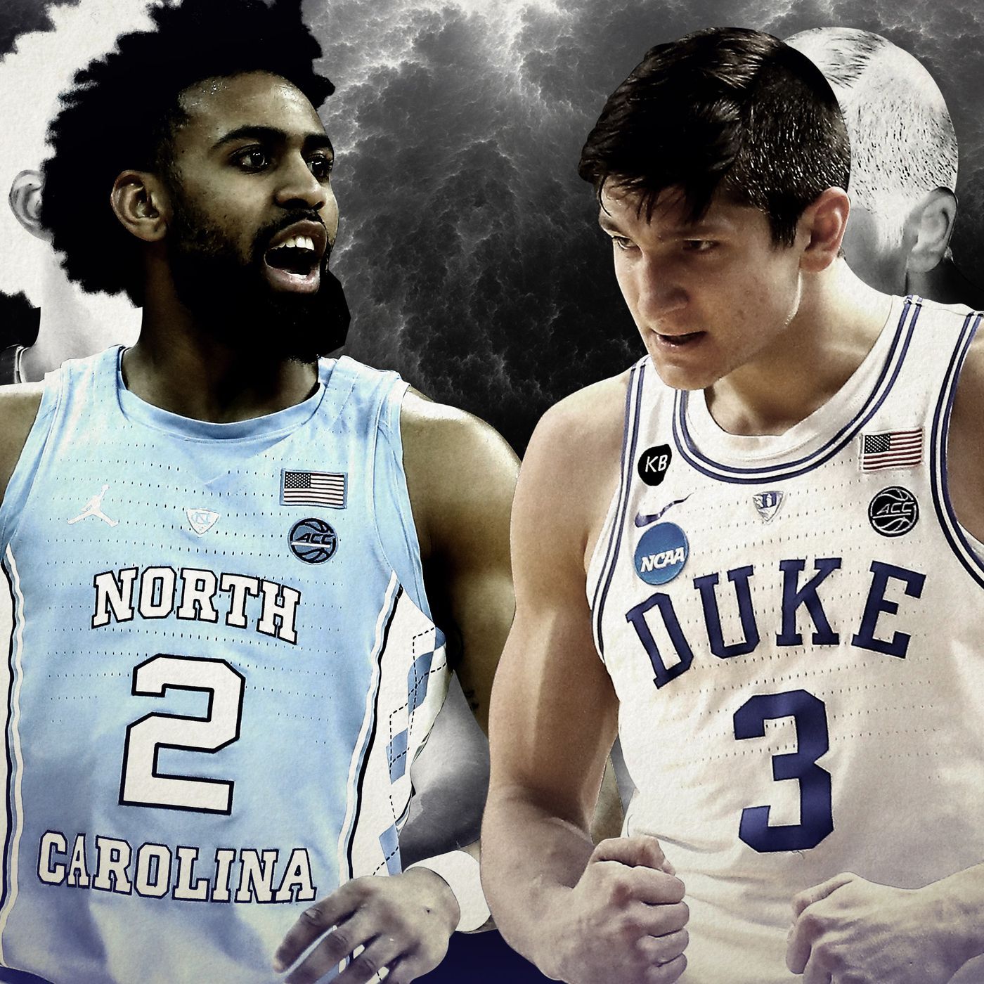 a73fd05d84b Joel Berry II, Grayson Allen, and the Paths That Shaped a Rivalry - The  Ringer