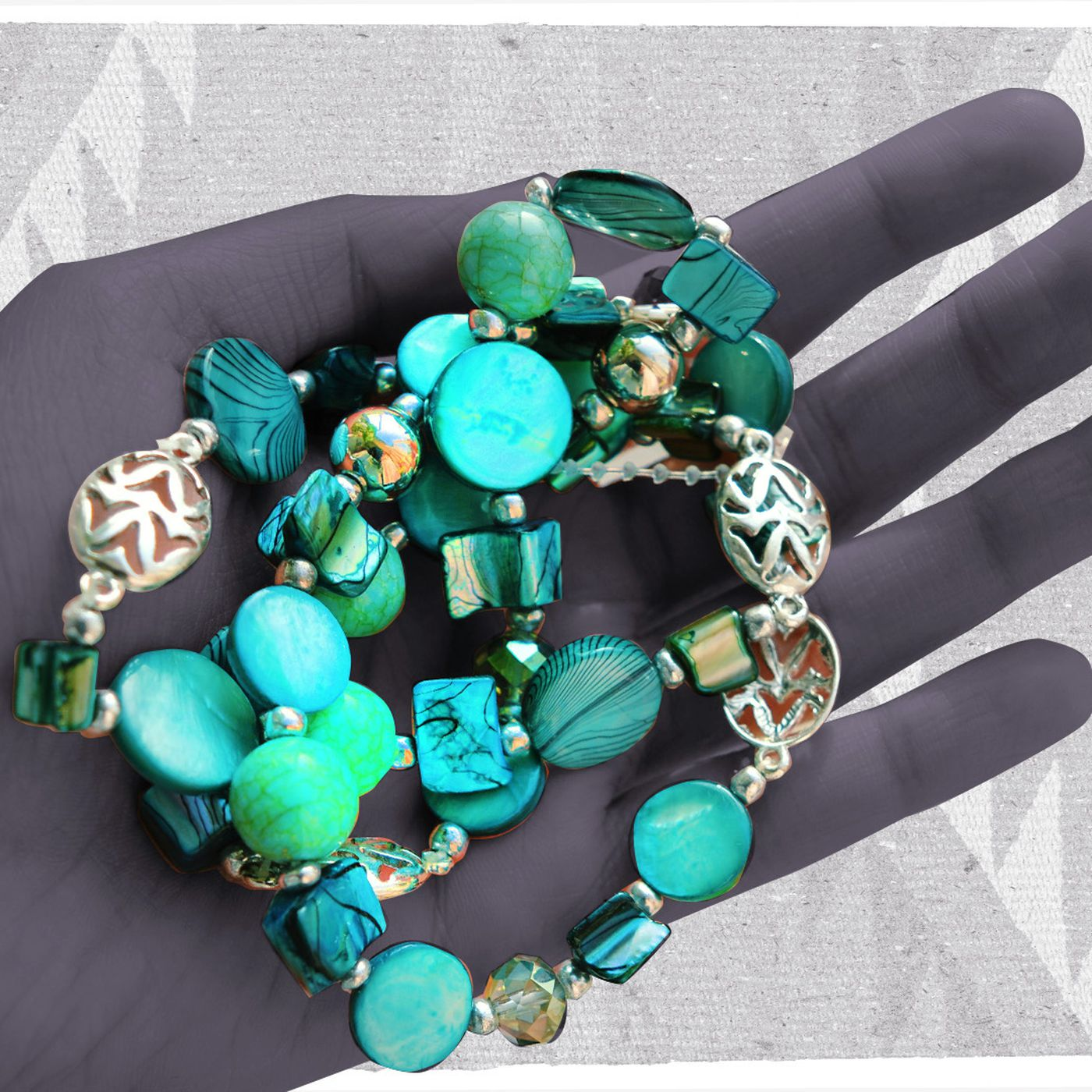 Fake Turquoise Jewelry Hurts Native Americans Economically Vox