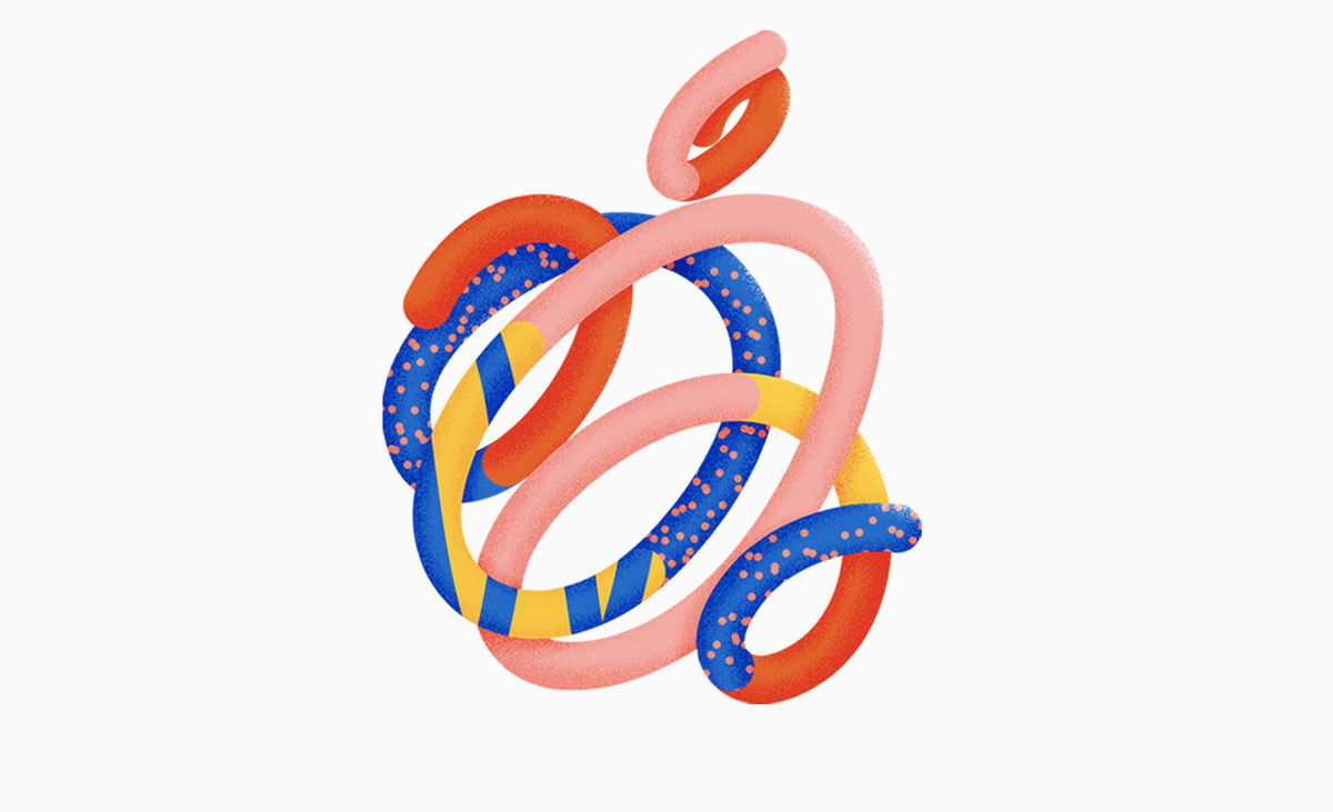 Check Out These Custom Logos Apple Made For Its October 30th Event The Verge