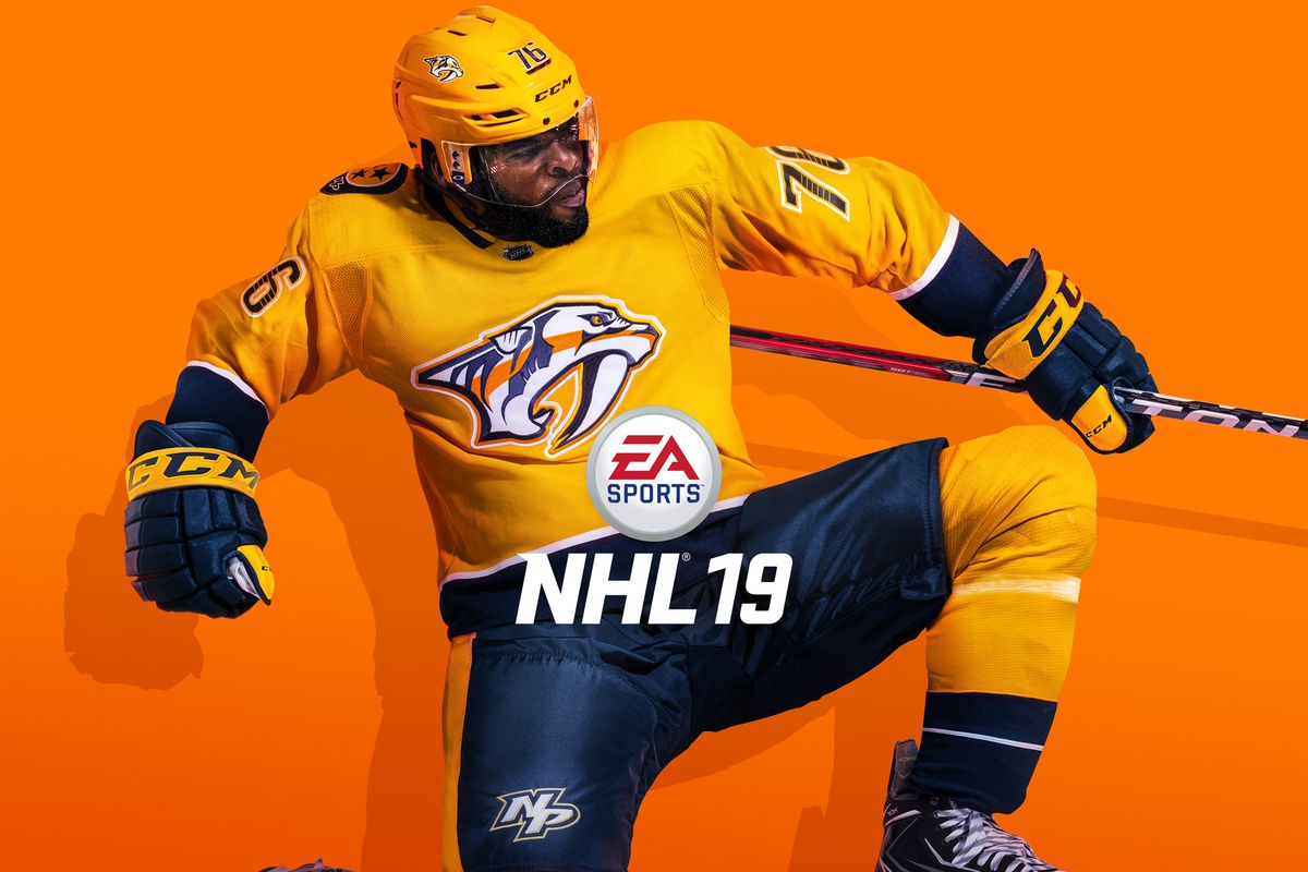 EA Sports NHL 19 Review: New RPM Skating and Motion Physics