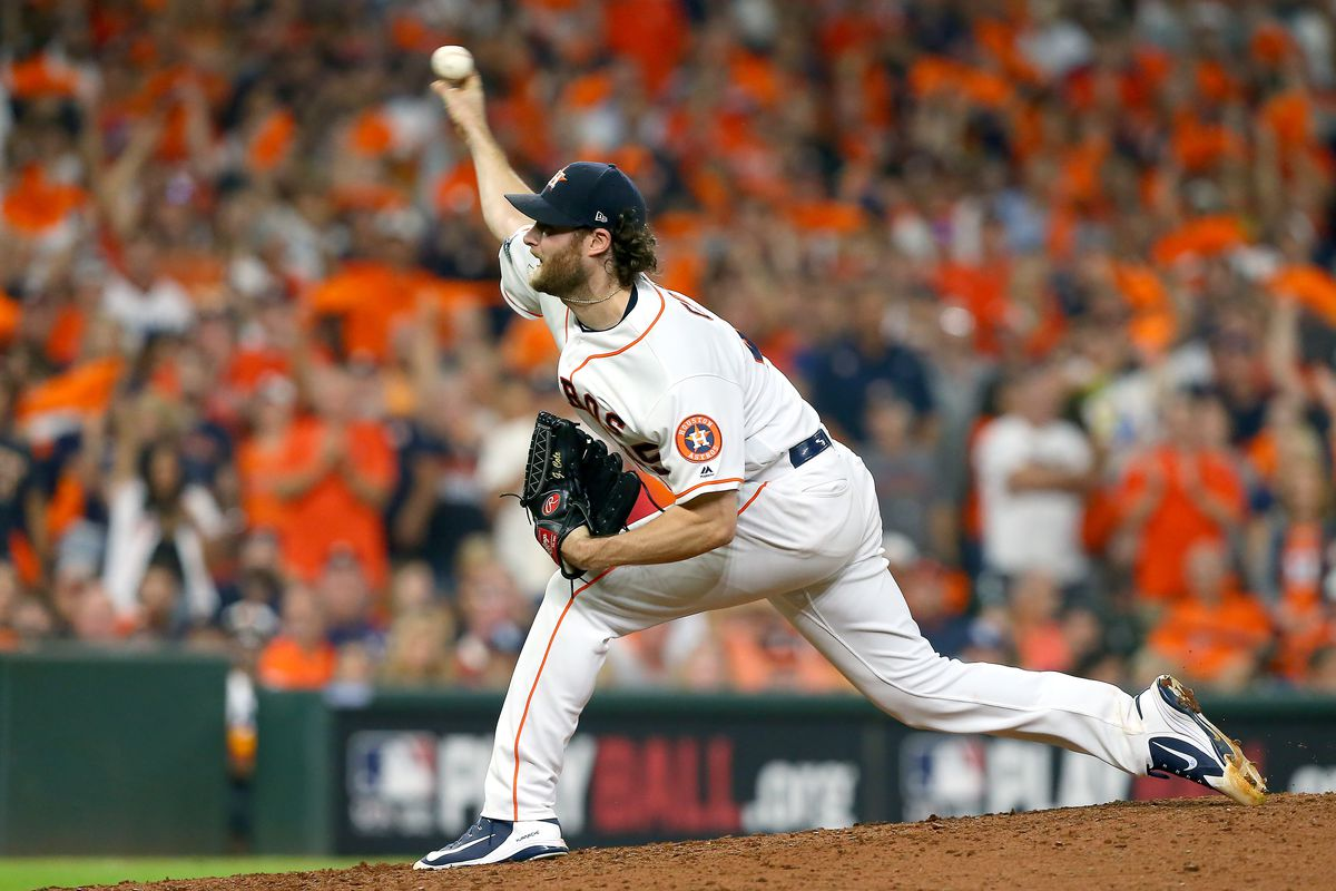 MLB Postseason 2019: Gerrit Cole charges Astros into ALCS