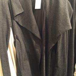 Cardigan, size medium, $139 (from $395)
