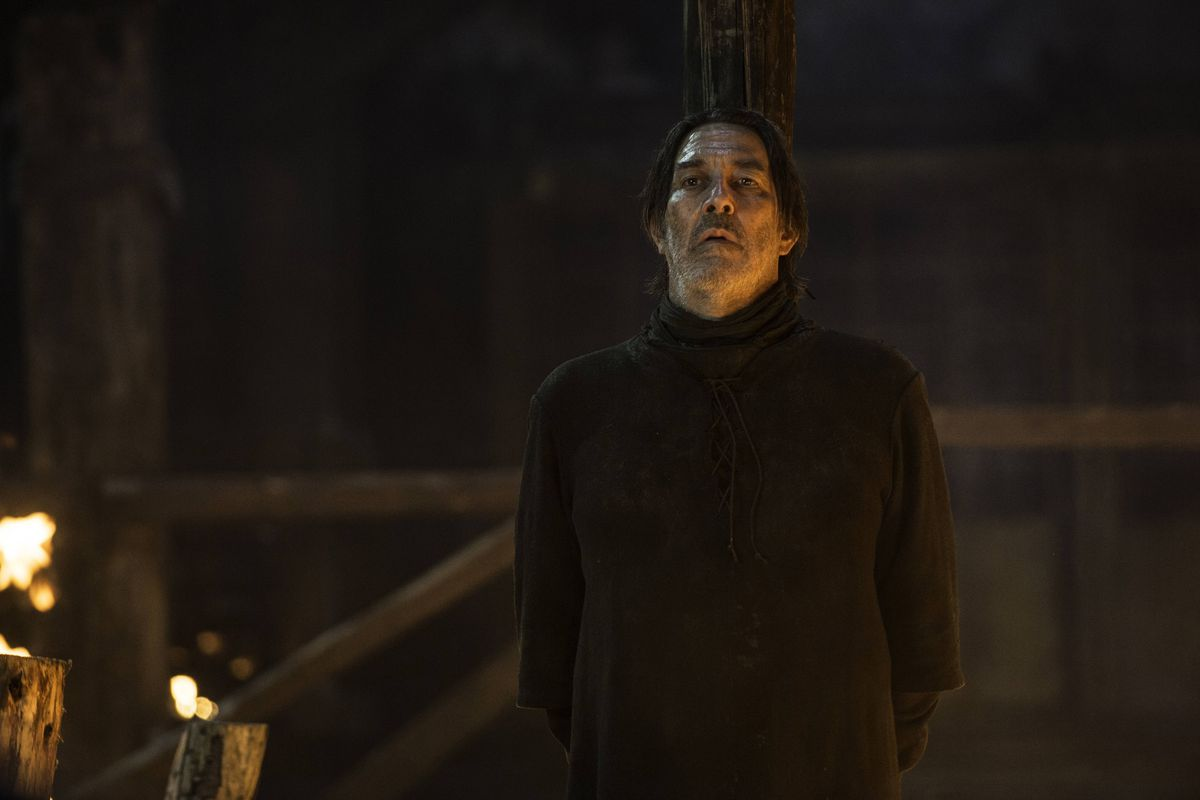 Okay, Mance (Ciarán Hinds) might disagree with us on Stannis's awesomeness.