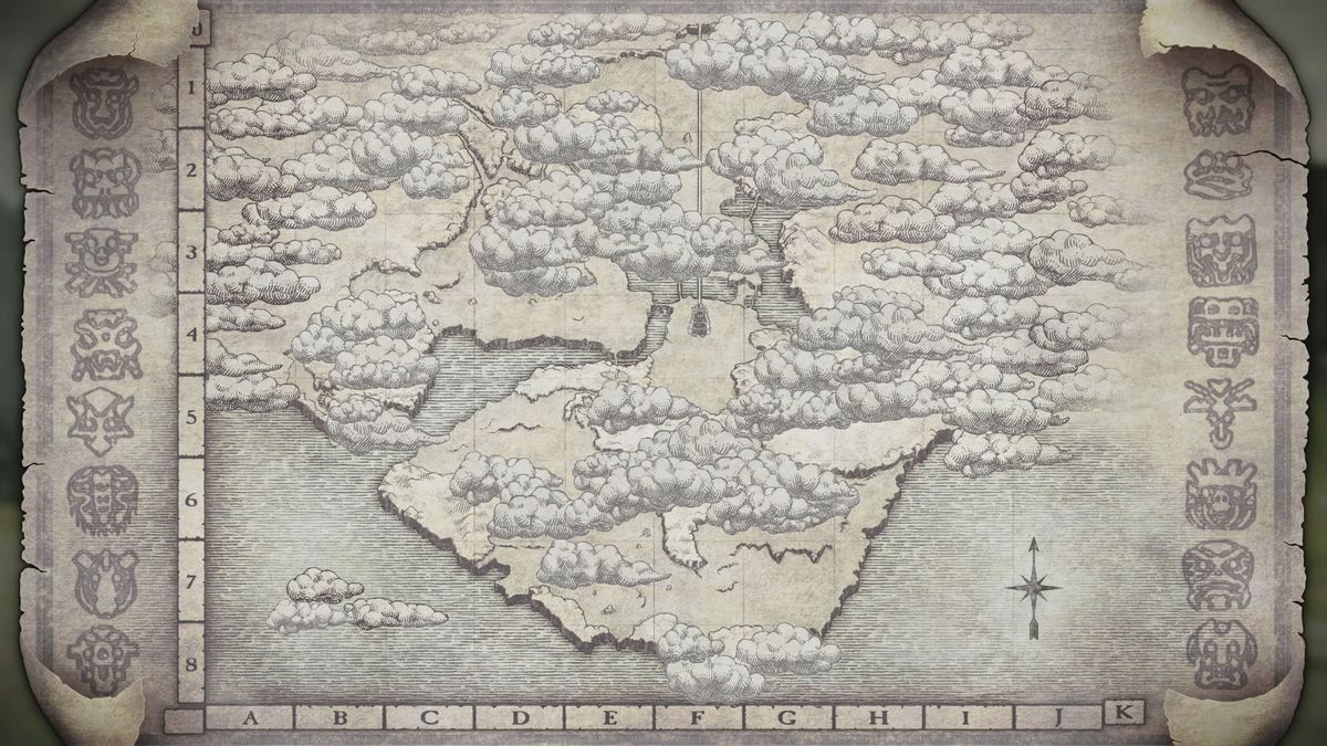 Shadow of the Colossus shrine maps and locations - Polygon