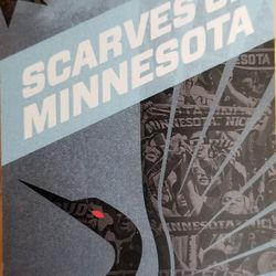 2018 Season Ticket booklet, again with a gorgeous design