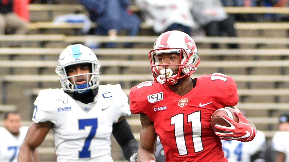 COLLEGE FOOTBALL: NOV 30 Middle Tennessee at Western Kentucky