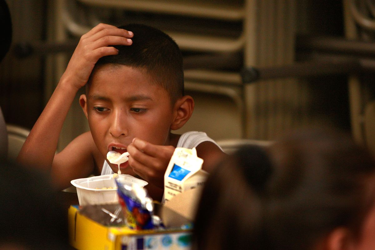 As School Ends For Summer, The Need For Free Meals For Children Remains