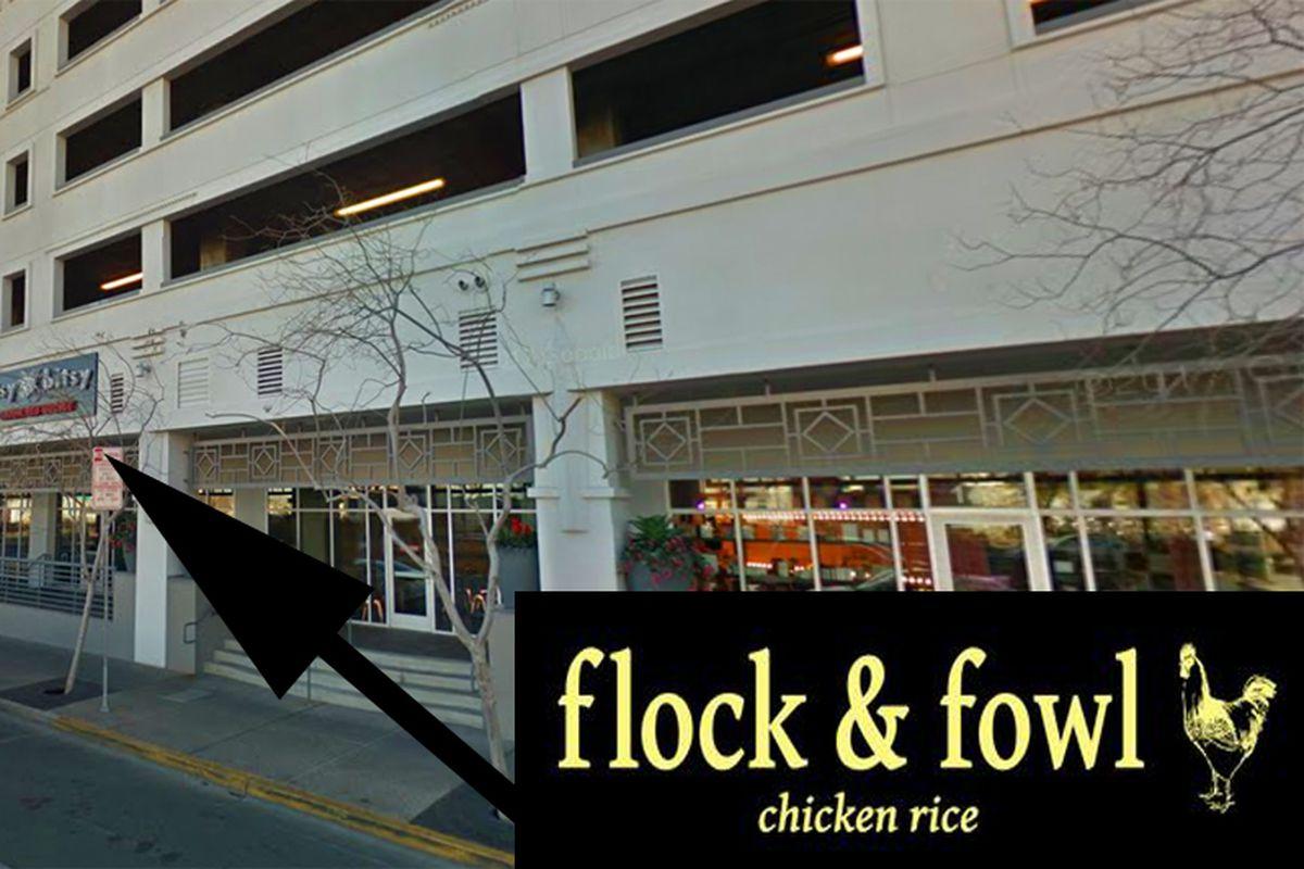 Flock & Fowl DTLV