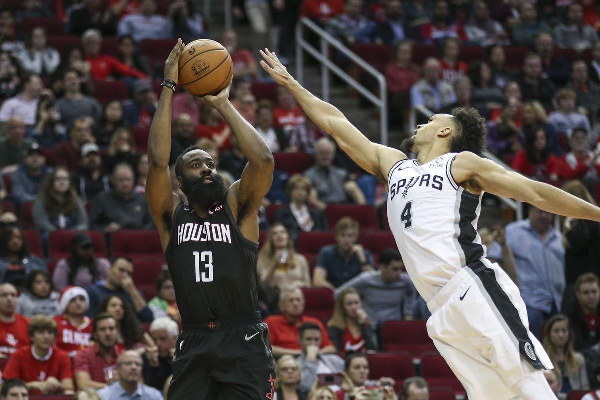 Houston Rockets vs. San Antonio Spurs game preview