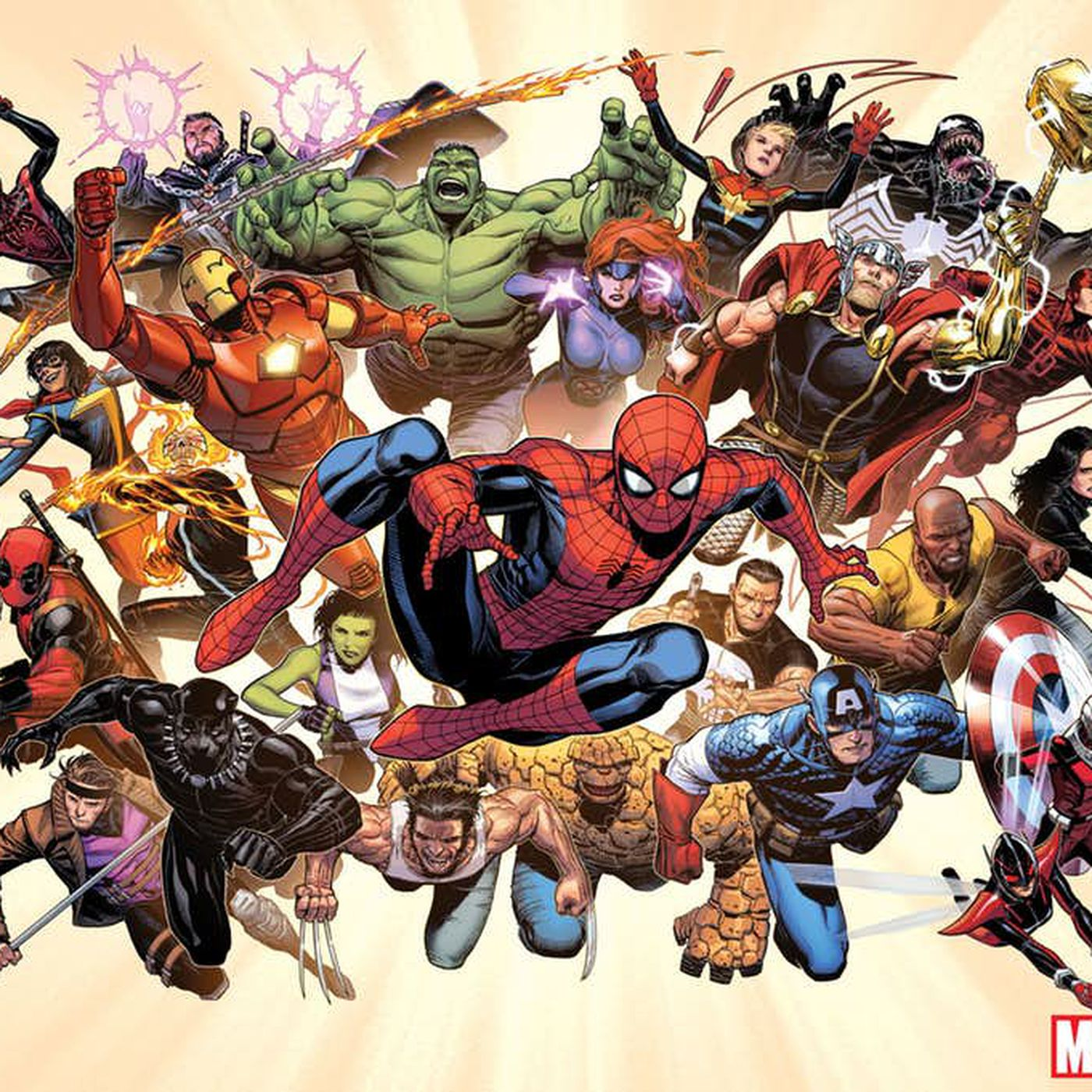 marvel comics relaunch 2018