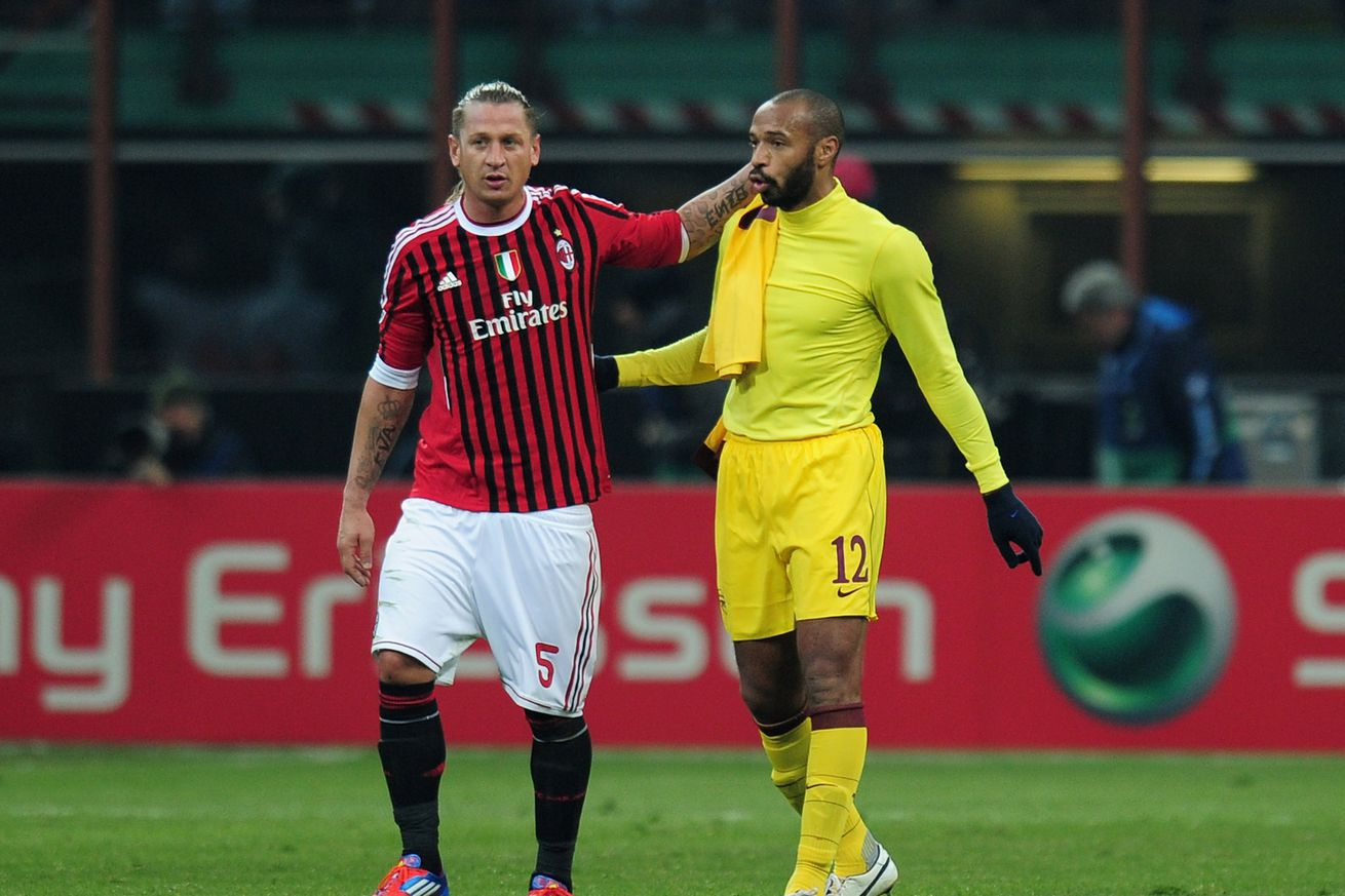 """Rossoneri Round-up for February 24th: Milan v Arsenal in the Europa League"""""""