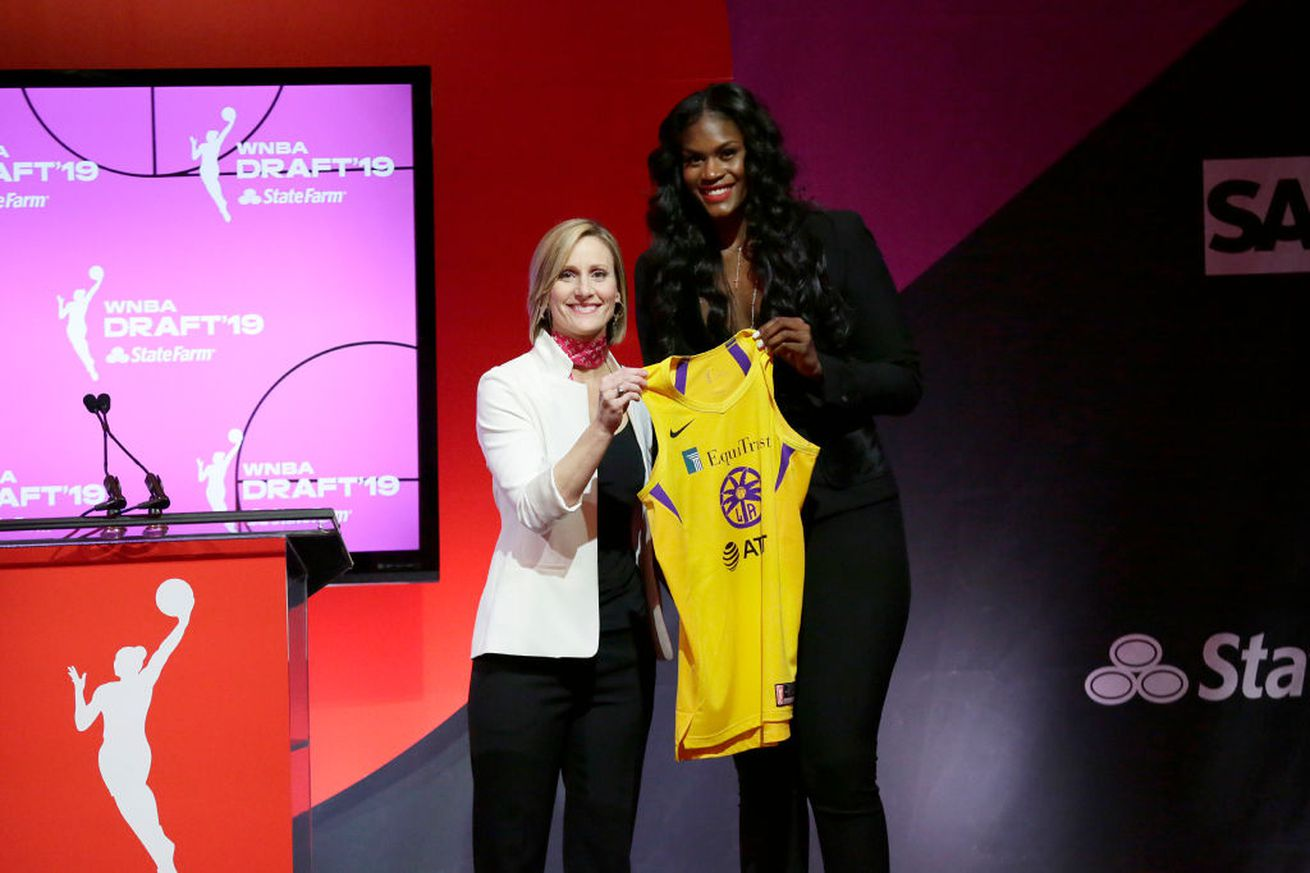 2019 WNBA Draft Analysis: Sparks get bigger with Brown