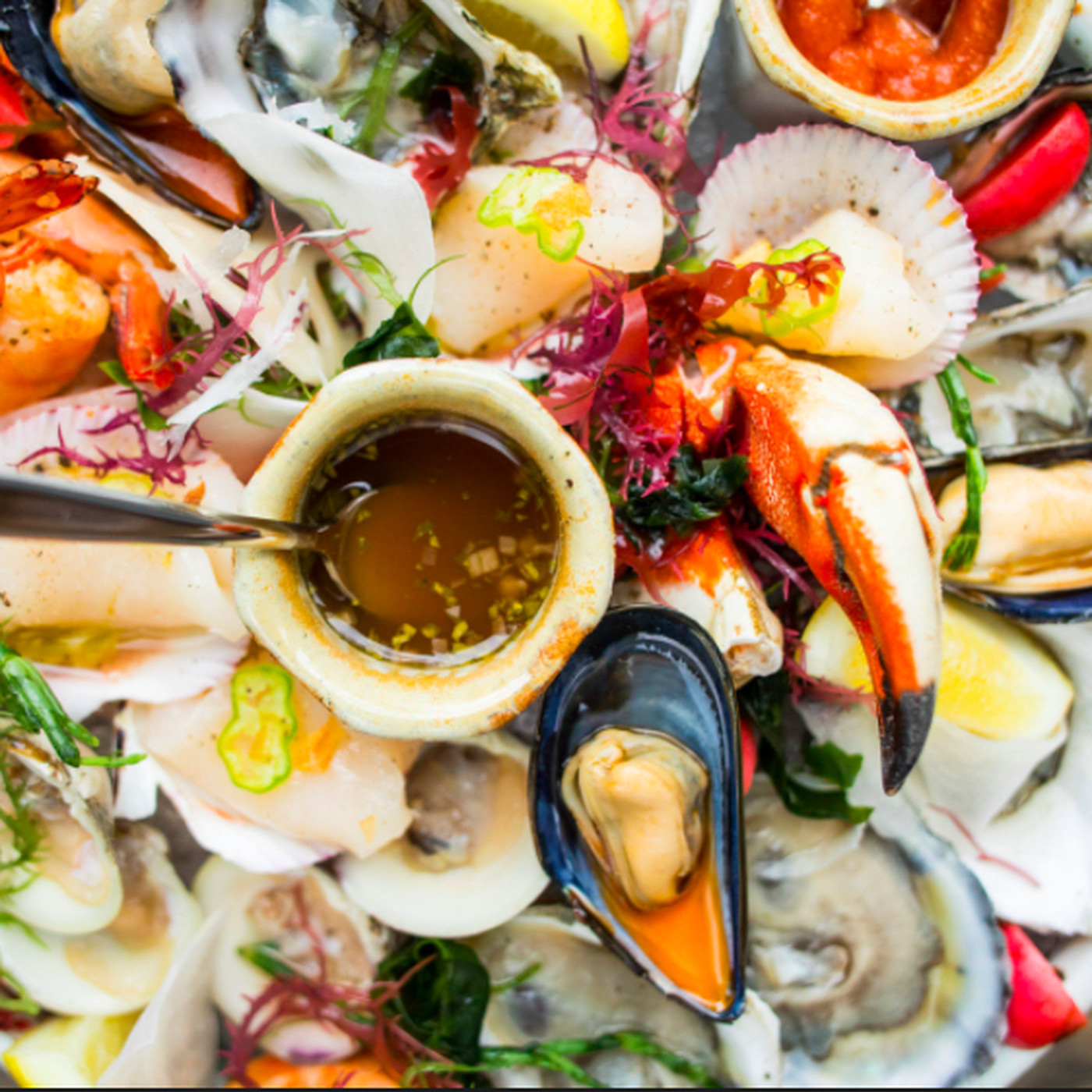 Minneapolis and St  Paul's Best Seafood Restaurants - Eater Twin Cities