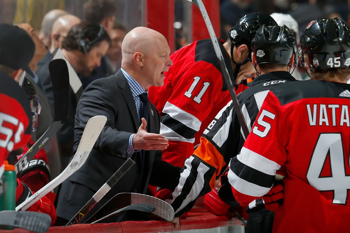 Improved Offense   Weaker Defense  The New Jersey Devils Under John Hynes  So Far 0dbd4b74f