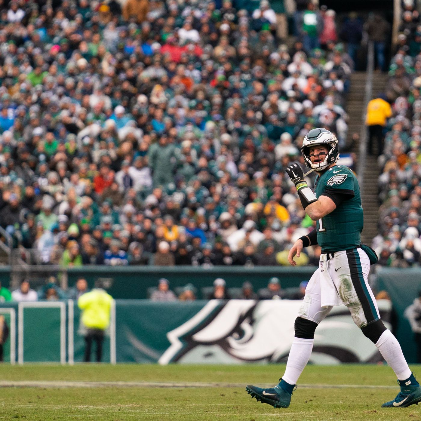 What Happened To The Carson Wentz Who Was An Mvp Candidate