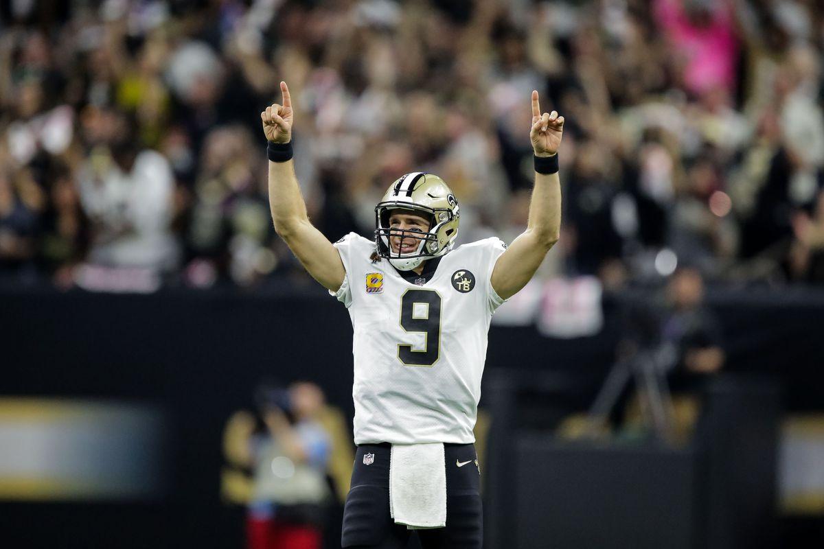 Derick E. Hingle-USA TODAY Sports. New Orleans Saints quarterback Drew Brees  ... 6b35d2cba