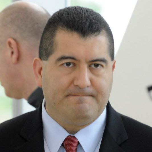 """Martin Cabrera Jr.: Knew Stephen M. Calk through an executive networking organization. When the banker hoped to expand his business in Chicago, Cabrera says, """"I wasted no time in reaching out to Mayor Emanuel and his staff.""""   Sun-Times files"""
