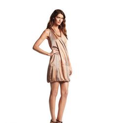 Draped neckline dress, $54