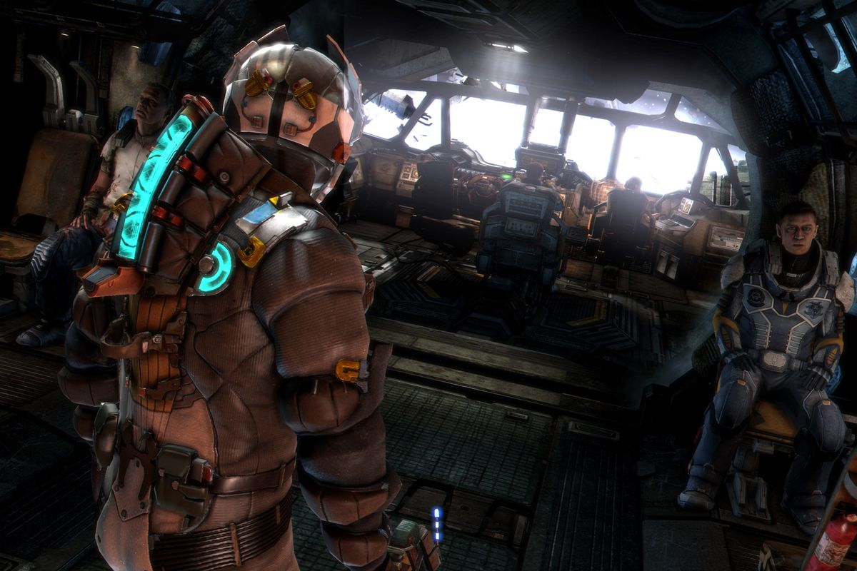 Dead Space 3's action was 'a necessary evil' says original ...