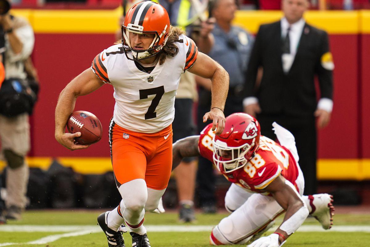 NFL: Cleveland Browns at Kansas City Chiefs