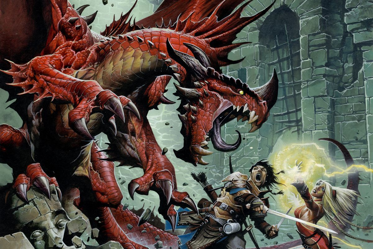 The story of Pathfinder, Dungeons & Dragons' most popular