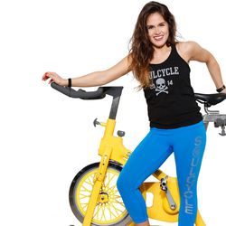 """<b>Megan:</b> As a graduate student at USC, Megan found a passion for indoor cycling at SoulCycle. She hopes that her class can provide a forum to """"let go"""" of the things in your life that don't serve you and make you stronger physically, mentally and emot"""