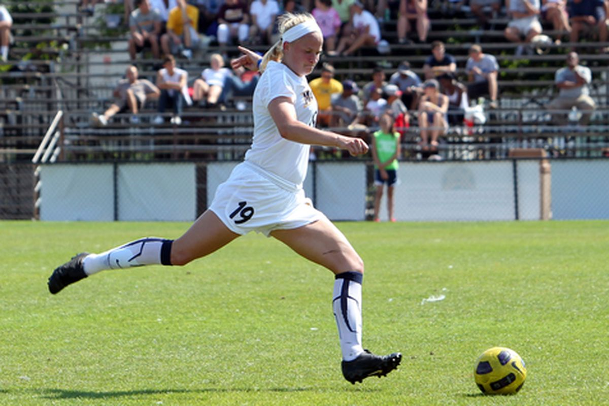 Emily Jacobson is my pick for Big East Defensive Player of the Year.