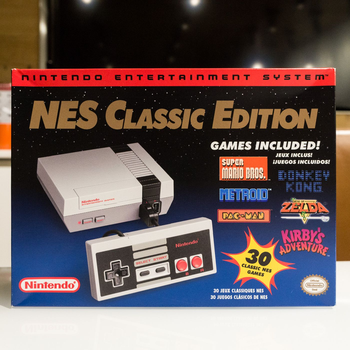 Nes Classic Edition Back In Stock At Gamestop Polygon