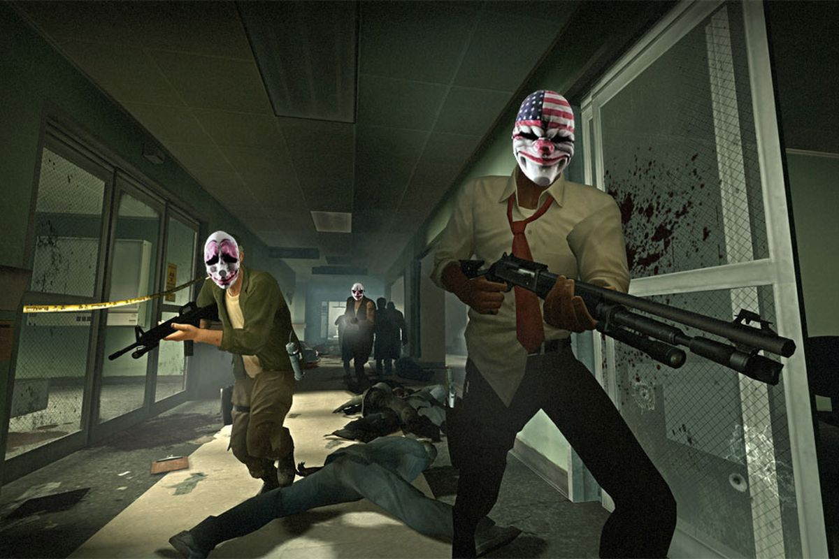 'Left 4 Dead' Spreads Its Infection To 'Payday: The Heist