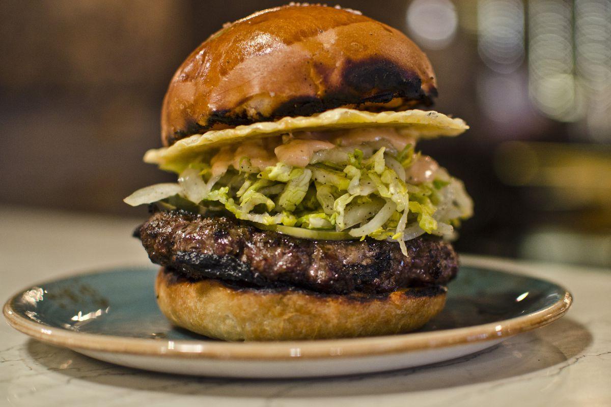 The Secret Burger at Alden & Harlow