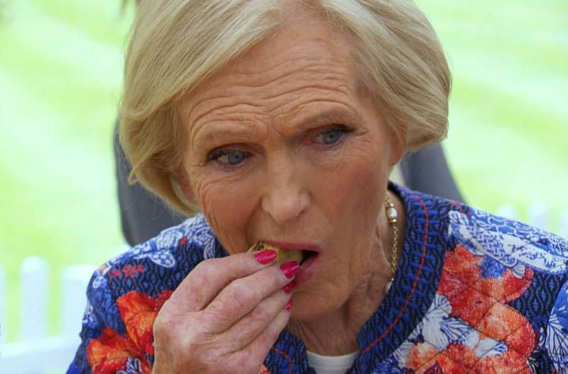 Even Mary Berry Can T Save The Great American Baking Show Eater