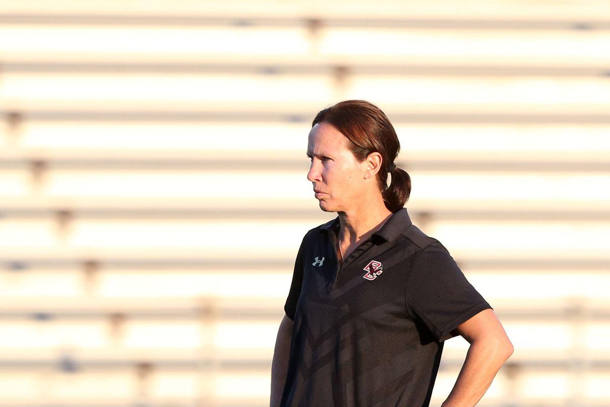 NCAA SOCCER: SEP 17 Women's - Boston College at Duke