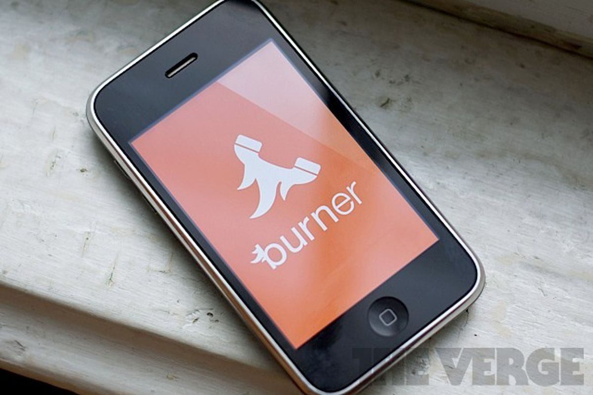 Burner lets you create disposable phone numbers on your iPhone - The Verge