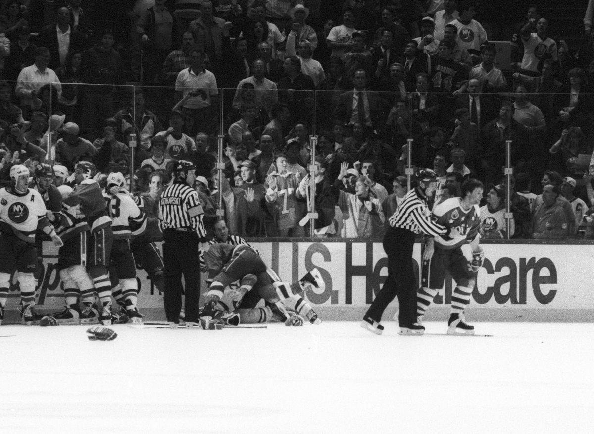 Division Semi-Finals - Game 6: Washington Capitals v New York Islanders