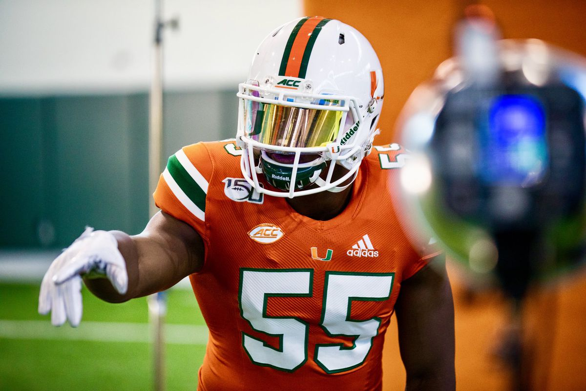size 40 c2f6e eceeb Miami Hurricanes News and Notes: Picture Days for Canes ...