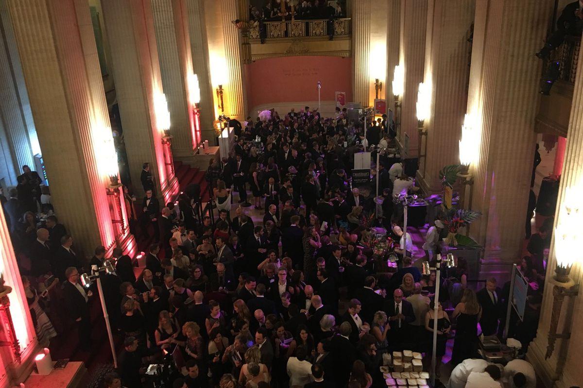 James Beard Awards reception