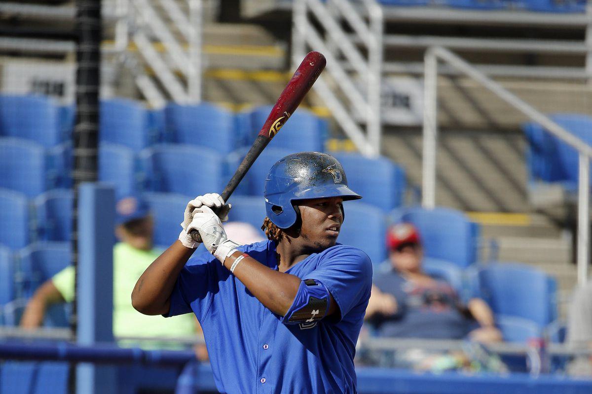 Minor League Baseball: Clearwater Threshers at Dunedin Blue Jays