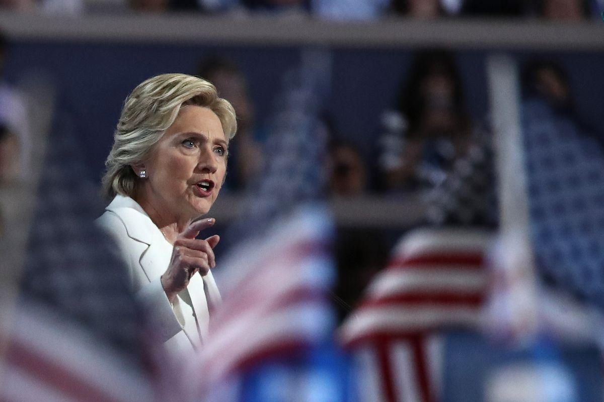 Anxiety about terrorism advantages Hillary Clinton over Donald Trump