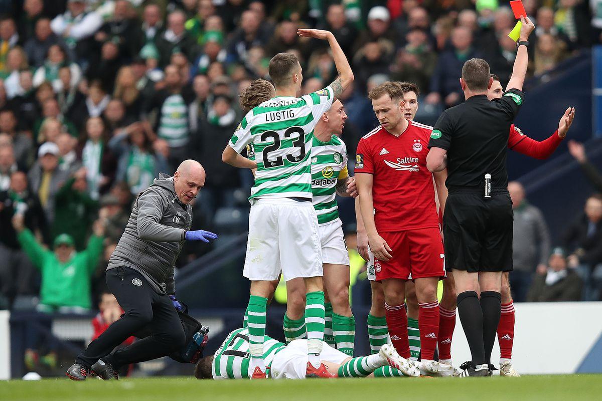 Aberdeen A Pathetic Joke Celtic The Opposite The Jersey Doesn T Shrink