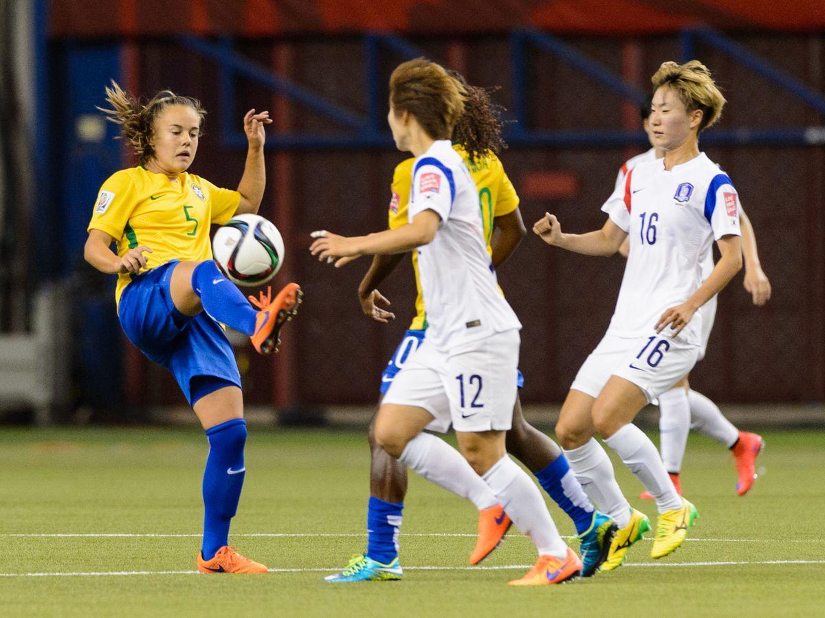 Brazil v Korea Republic Group E - FIFA Women's World Cup 2015