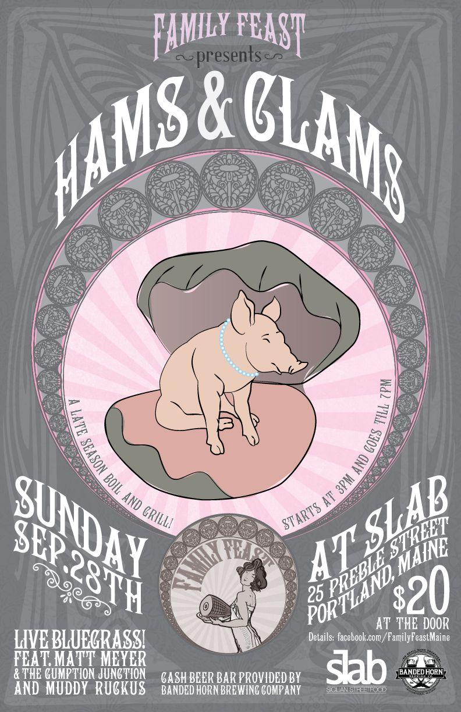 Hams and Clams