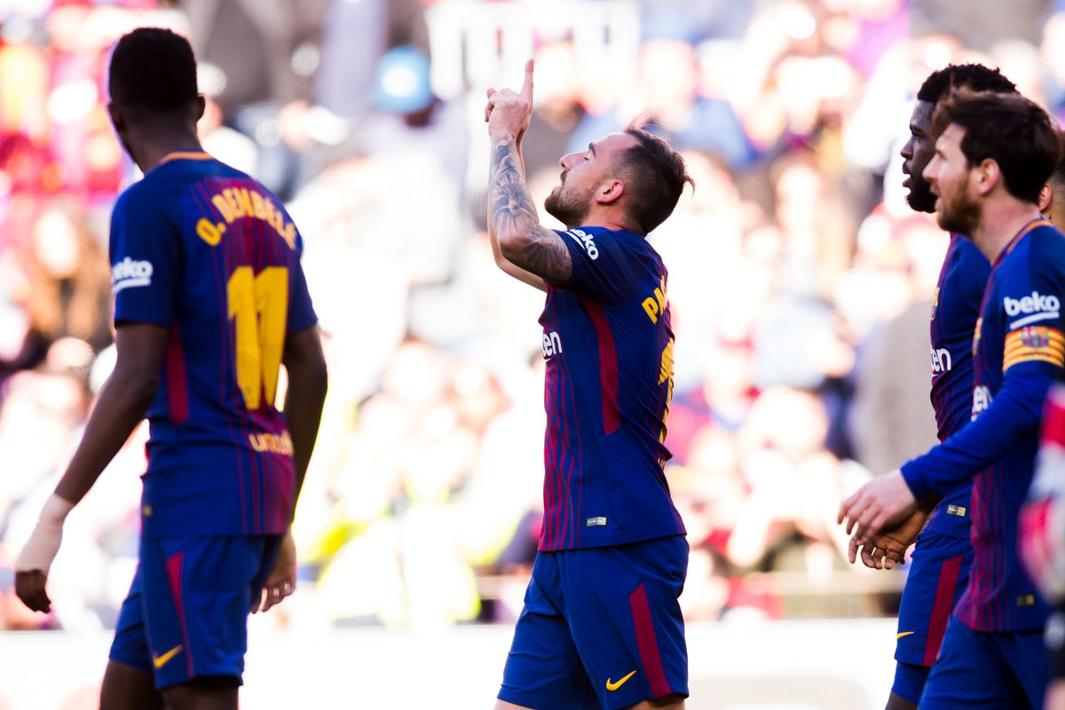 Barcelona v Athletic Club - La Liga