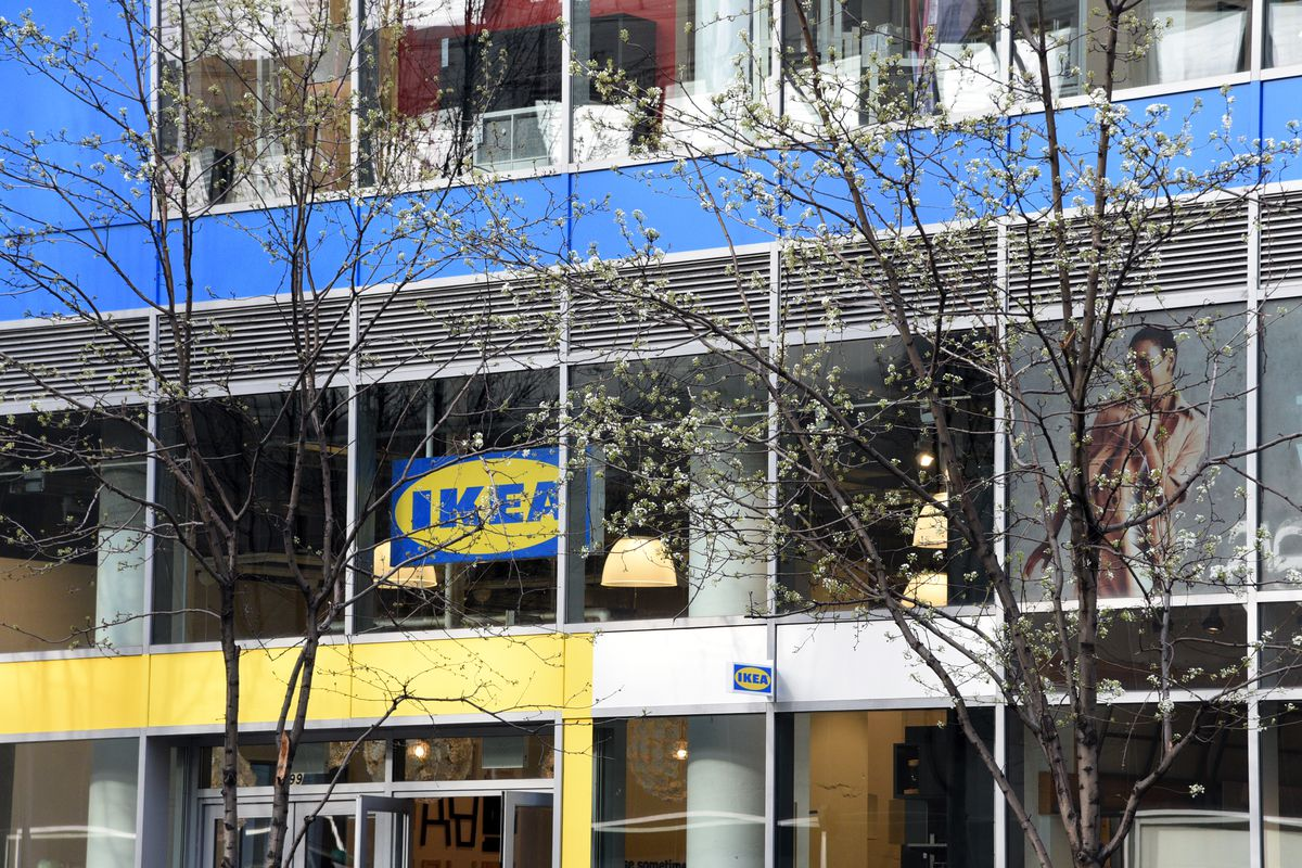 A Look At The New Ikea Planning Studio In Manhattan That Will Open On April 15 All Photos Courtesy Of
