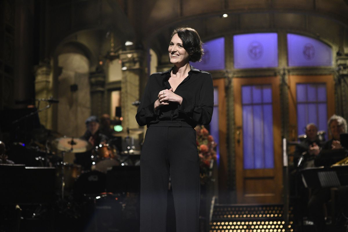 Saturday Night Live - Saison 45