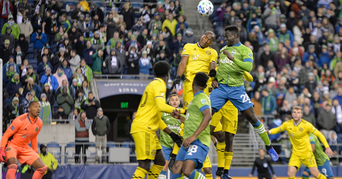 Seattle Sounders Stats