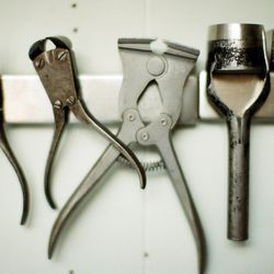 Bag-making tools